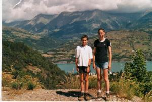 été 1999, Hautes Alpes ,
