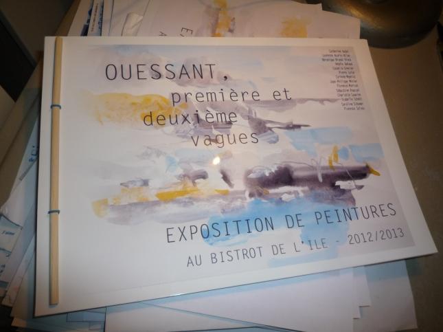 Exposition Ouessant au Bistrot de l'île 2012-2013 (2)