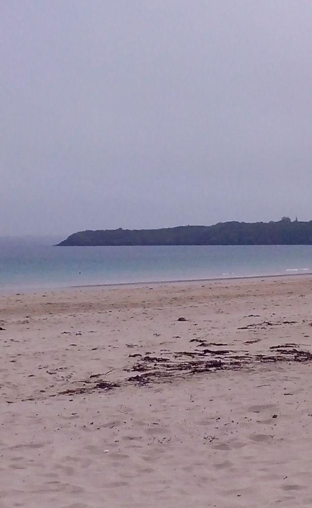 la grande plage des Mielles