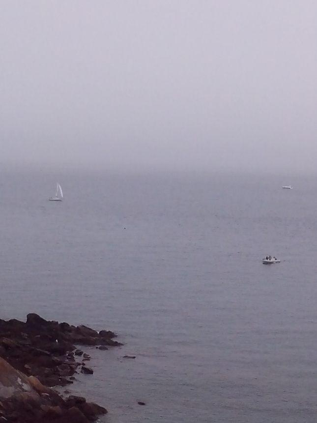 vue depuis le port de Saint cast 2
