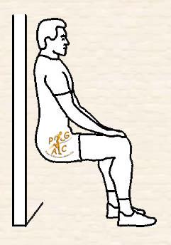 S ance de gainage pratiquer r guli rement la vitalit verte - La chaise exercice musculation ...