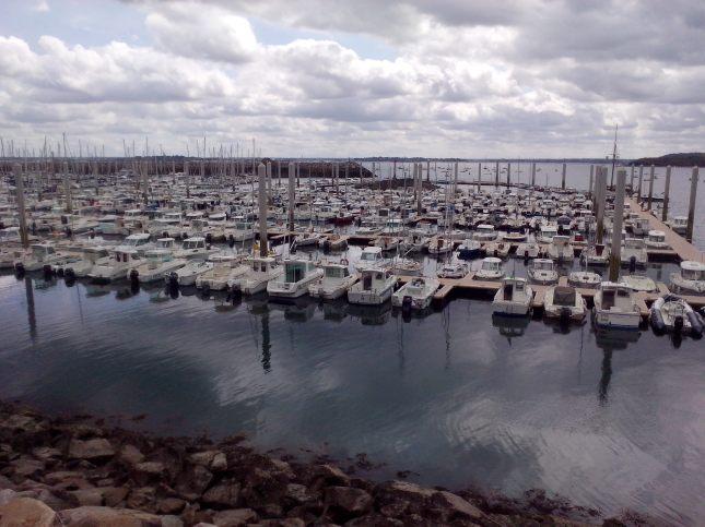 port de Saint Cast le Guildo